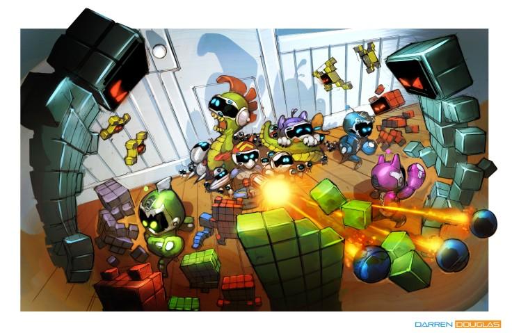 big toys key visual
