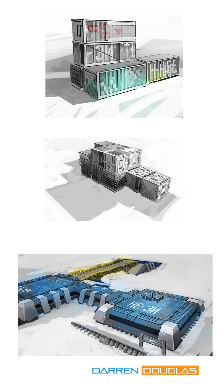 arctic structure paintovers 04