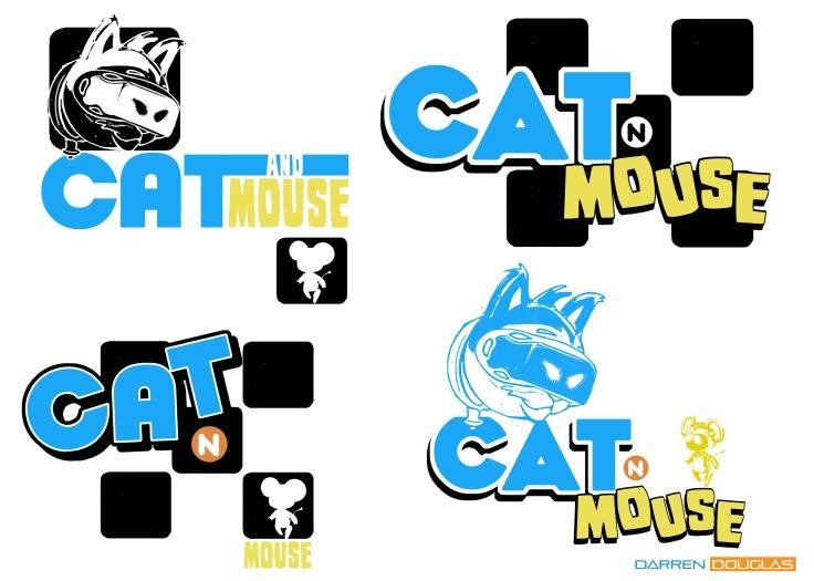 cat n mouse logos 03
