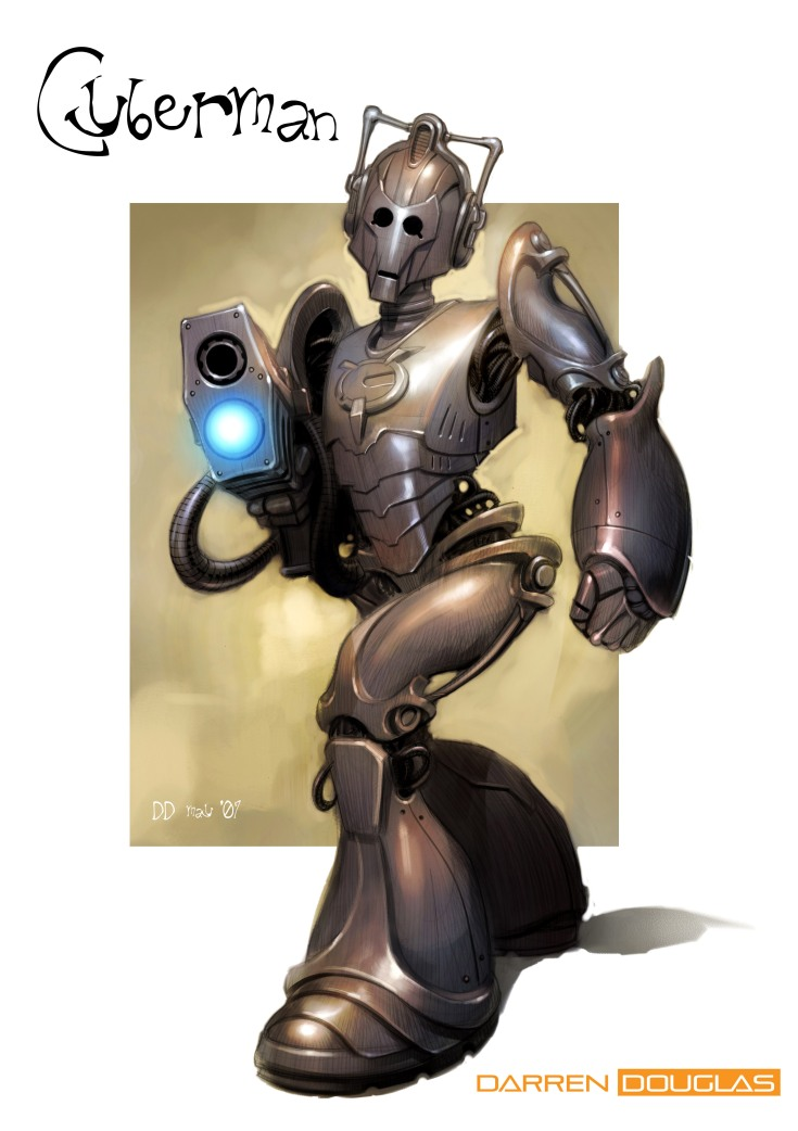 Cyberman 02