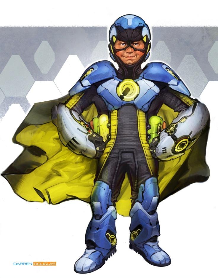 character version 3 hero final textured