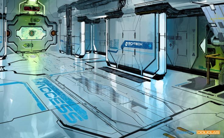 exploding floor plate 02