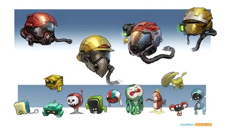 helmets knick knacks 01
