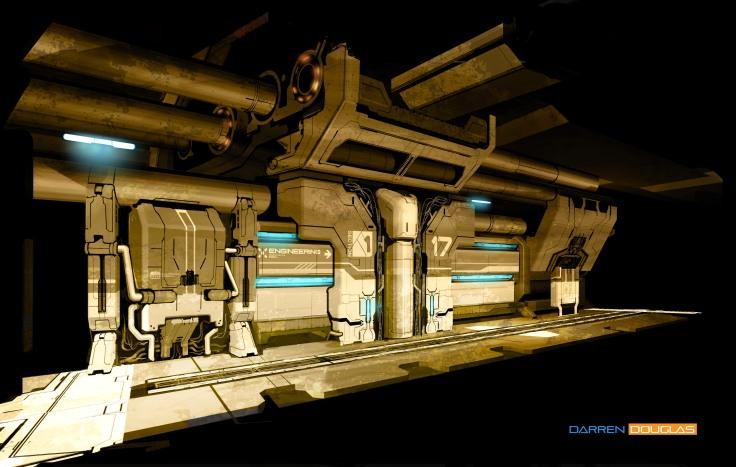 engineering corridor 04