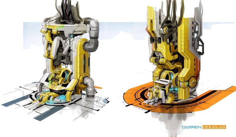 fab store 3D printer 02