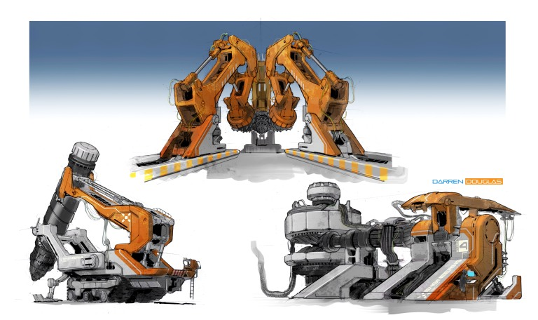 mining machinary 01