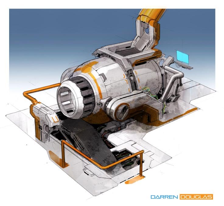 trommel machine 01