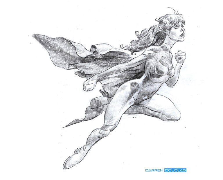supergirl again
